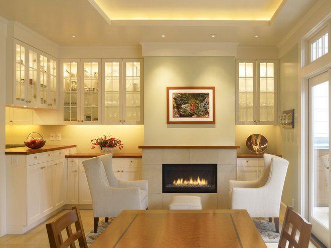 Home interior view